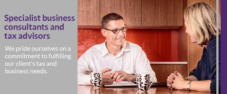 Specialist business consultants and tax advisors